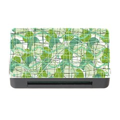 Gray Decorative Abstraction Memory Card Reader With Cf by Valentinaart