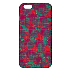 Decorative Abstract Art Iphone 6 Plus/6s Plus Tpu Case by Valentinaart