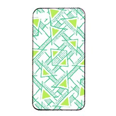 Ethnic Geo Pattern Apple Iphone 4/4s Seamless Case (black) by dflcprints
