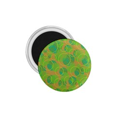 Green Decorative Art 1 75  Magnets by Valentinaart
