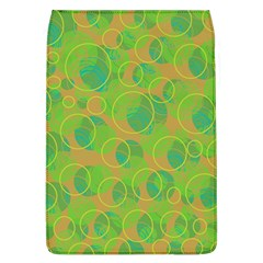 Green Decorative Art Flap Covers (l)  by Valentinaart