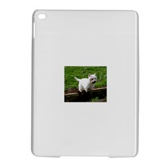 Westie Jumping iPad Air 2 Hardshell Cases by TailWags