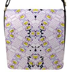 Kratom Fou  Flap Messenger Bag (s) by MRTACPANS