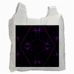 Universe Star Recycle Bag (one Side) by MRTACPANS