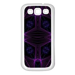 Universe Star Samsung Galaxy S3 Back Case (white) by MRTACPANS