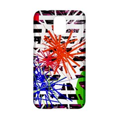 Colorful Big Bang Samsung Galaxy S5 Hardshell Case  by Valentinaart