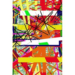 Colorful Abstraction By Moma 5 5  X 8 5  Notebooks by Valentinaart