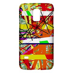 Colorful Abstraction By Moma Galaxy S5 Mini by Valentinaart