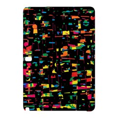 Playful Colorful Design Samsung Galaxy Tab Pro 10 1 Hardshell Case by Valentinaart