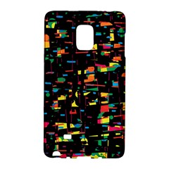 Playful Colorful Design Galaxy Note Edge by Valentinaart