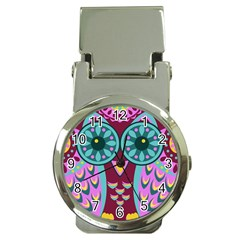 Owl Money Clip Watches by olgart