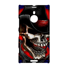 Confederate Flag Usa America United States Csa Civil War Rebel Dixie Military Poster Skull Nokia Lumia 1520 by Zeze
