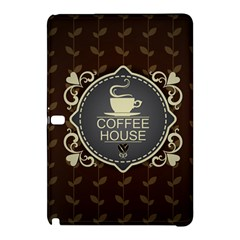 Coffee House Samsung Galaxy Tab Pro 12.2 Hardshell Case by Zeze