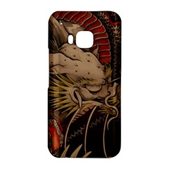 Chinese Dragon HTC One M9 Hardshell Case by Zeze