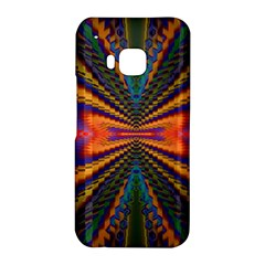 Casanova Abstract Art Colors Cool Druffix Flower Freaky Trippy HTC One M9 Hardshell Case by Zeze