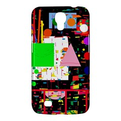 Colorful Facroty Samsung Galaxy Mega 6 3  I9200 Hardshell Case by Valentinaart