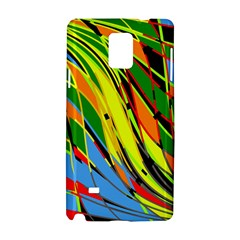 Jungle Samsung Galaxy Note 4 Hardshell Case by Valentinaart