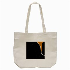 Digital Abstraction Tote Bag (cream) by Valentinaart