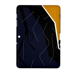 Digital Abstraction Samsung Galaxy Tab 2 (10 1 ) P5100 Hardshell Case  by Valentinaart