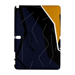 Digital Abstraction Samsung Galaxy Note 10 1 (p600) Hardshell Case by Valentinaart