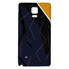 Digital Abstraction Galaxy Note 4 Back Case by Valentinaart