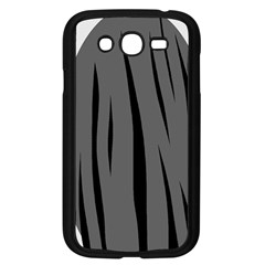 Gray, black and white design Samsung Galaxy Grand DUOS I9082 Case (Black) by Valentinaart