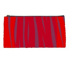 Hot Lava Pencil Cases by Valentinaart