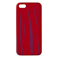 Hot Lava Iphone 5s/ Se Premium Hardshell Case