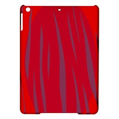 Hot Lava Ipad Air Hardshell Cases by Valentinaart