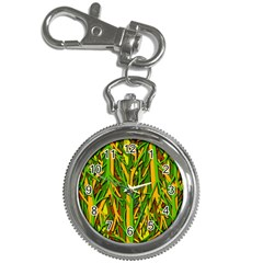 Upside Down Forest Key Chain Watches by Valentinaart
