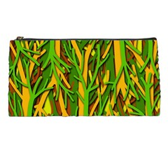 Upside Down Forest Pencil Cases by Valentinaart