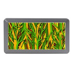 Upside Down Forest Memory Card Reader (mini) by Valentinaart