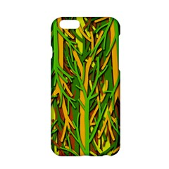 Upside Down Forest Apple Iphone 6/6s Hardshell Case by Valentinaart