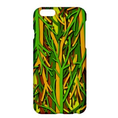 Upside Down Forest Apple Iphone 6 Plus/6s Plus Hardshell Case by Valentinaart