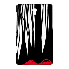 Black forest Samsung Galaxy Tab S (8.4 ) Hardshell Case  by Valentinaart