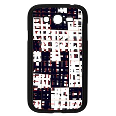Abstract City Landscape Samsung Galaxy Grand Duos I9082 Case (black) by Valentinaart