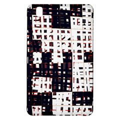 Abstract City Landscape Samsung Galaxy Tab Pro 8 4 Hardshell Case by Valentinaart