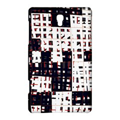 Abstract City Landscape Samsung Galaxy Tab S (8 4 ) Hardshell Case  by Valentinaart