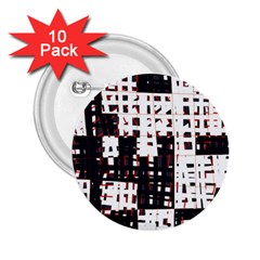 Abstract City Landscape 2 25  Buttons (10 Pack)  by Valentinaart