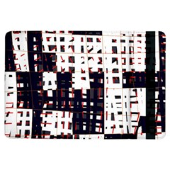 Abstract City Landscape Ipad Air Flip by Valentinaart