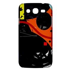 Orange Dream Samsung Galaxy Mega 5 8 I9152 Hardshell Case  by Valentinaart