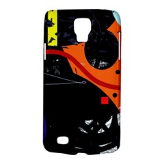 Orange Dream Galaxy S4 Active by Valentinaart
