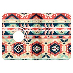 Aztec Pattern Kindle Fire HDX Flip 360 Case by Zeze