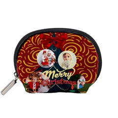 Xmas By 2016   Accessory Pouch (small)   Ae4hnl1m1s8y   Www Artscow Com Front