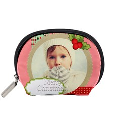 Xmas By 2016   Accessory Pouch (small)   Fjrywbz61jvf   Www Artscow Com Front