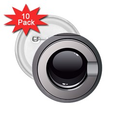 Washing Machine 2.25  Buttons (10 pack)  by Zeze