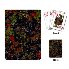 Autumn Colors  Playing Card by Valentinaart