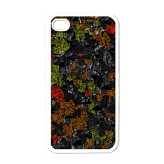 Autumn Colors  Apple Iphone 4 Case (white) by Valentinaart