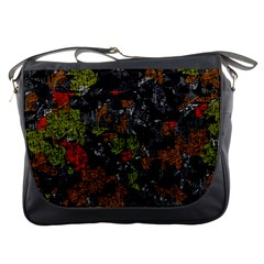 Autumn Colors  Messenger Bags by Valentinaart