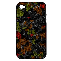 Autumn Colors  Apple Iphone 4/4s Hardshell Case (pc+silicone) by Valentinaart